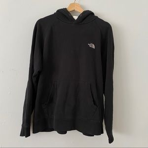 The North Face cotton pullover hoodie!